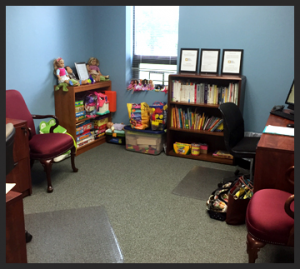 New Play Therapy Area