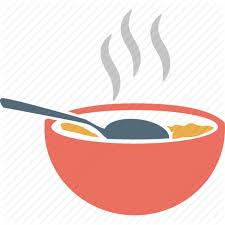bowl of soup icon